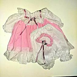 10-24 inch baby doll clothing