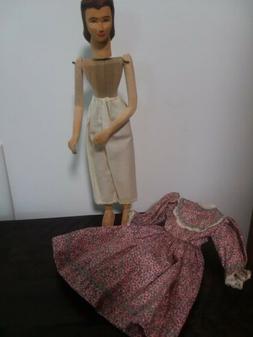 "10"" Helen Bullard Doll tag on dress...nice detailed eyes"