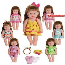Huang Cheng Toys For 12 Inch Alive Baby Doll Handmade Lovely