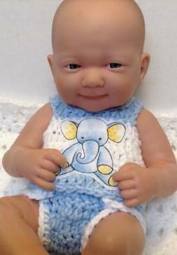 14 Inch Doll Clothes .Fits Berenguer,La Newborn,Reborn dolls