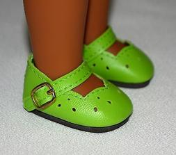 14 wellie wishers doll lime green