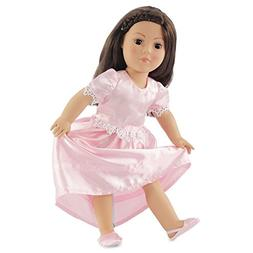18 Inch Doll Clothes Pretty Nightgown - Fits American Girl D