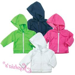 """18"""" Doll Hooded Sweatshirt - Clothes for American Girl Dolls"""
