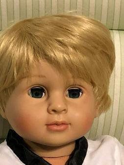 18 in American Fashion World Caden doll in martial arts Gi w
