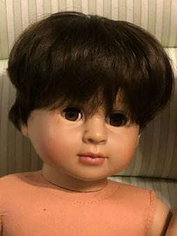 18 inch American Fashion World AFW Mason doll new nude brune
