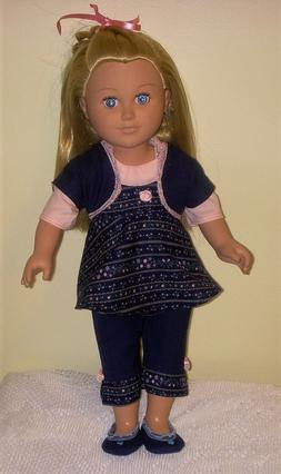 18 inch doll clothes, handmade