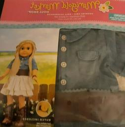 18 inch doll clothes for American Girl, My Life dolls. OUTFI