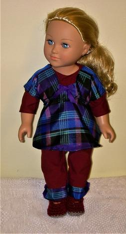 18 inch doll clothes that will fit American Girl Doll or My