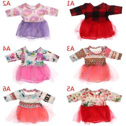 18 inch doll princess dress doll clothes dolls accessories f