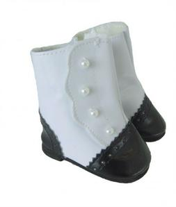 18 inch Girl Doll Clothes Shoes Victorian Boots Samantha Ame
