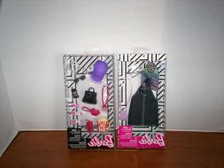 2 NEW PACKS BARBIE DOLL CLOTHES FASHION OUTFIT PLUS ACCESSOR