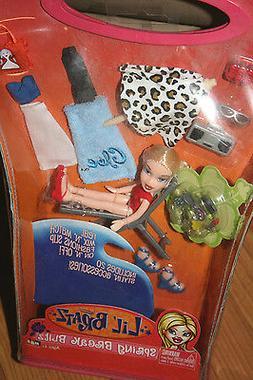 2002 Lil' Bratz Spring Break Blitz Cloe w/ 20 accessories Ra