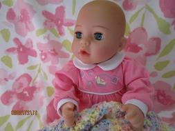 2019 ADORA/CHARISMA BABY DOLL VINYL, CLOTH BODY, WEIGHTED, D