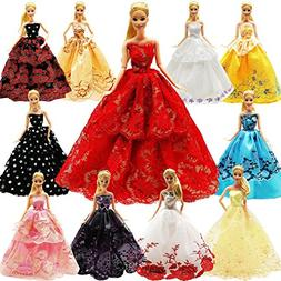 ZHIHU 5Pcs 360°Sewing Party Handmade Fashion Wedding Party