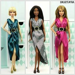 "3pcs/lot Fashion Doll Clothes For 11.5""1/6 Doll Outfits Even"