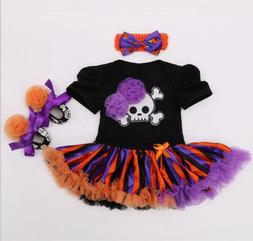 3pcs/set Lovely girl <font><b>doll</b></font> reborn dress R