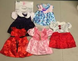 ZITA ELEMENT 5 Dresses Outfits Clothes  Fits American's Girl