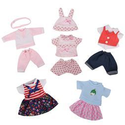 одежда для кукол 5Suits <font><b>Doll</b></fon