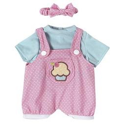Adora Playtime Baby Outfit - Cupcake Jumper