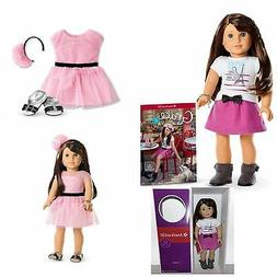 American Girl Grace - Grace Doll and Paperback Book - Americ