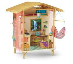 American Girl - Lea Clark - Lea's Rainforest House for Dolls