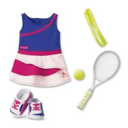 American Girl - Tennis Ace Outfit for Dolls for Dolls - Trul