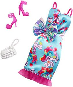Barbie Complete Look Fashion Pack, Candy-Pop Gown