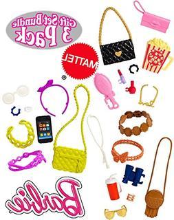 "Barbie Fashions ""Sightseeing"", ""Summer Tales"" & ""Movie Night"