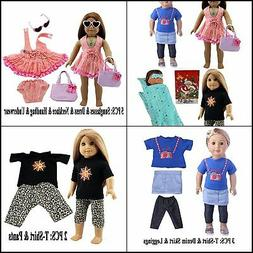 Dreamtoyhouse - American Girl Doll Clothes & Accessories Set