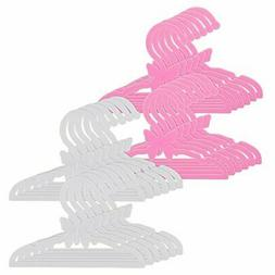 "Dress Along Dolly Doll Clothes Hangers for 18"" American Girl"