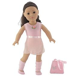 4bdba621d American Girl Doll Clothes Ballerina
