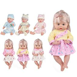 Huang Cheng Toys For 14-15 Inch Alive Lovely Baby Doll Rebor