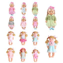 Huang Cheng Toys Set of 12 for 12 Inch Alive Lovely Baby Dol