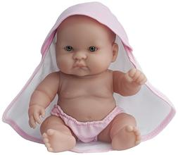 """JC Toys 8"""" Washable Bath Time All Vinyl Lots to Love Babies"""