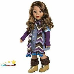 Adora Amazing Girls 18 Inch Doll, ''Ava''  Compatible With M