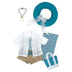 """Adora by the Shore 18"""" Doll on Swimsuit/Sunhat/Beach Towel/S"""