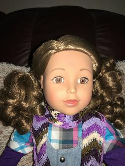 Adora Amazing Girls 18-inch Doll AVA  New with box.