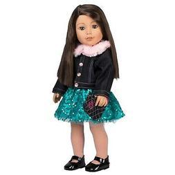 Adora Amazing Girls 18-inch Doll, ''Emma Sparkles''