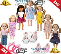 american girl doll clothes accessories for 14inch