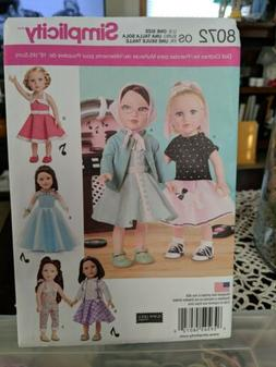 American girl doll clothes sewing patterns