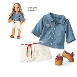 American Girl - Tenney Grant - Tenney's Picnic Outfit for 18