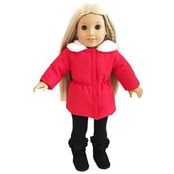 American Girl Inspired Doll Clothes By Dress Along Dolly - 4