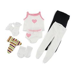 Emily Rose Doll Clothes Underwear, Tights & Socks | Fits Ame