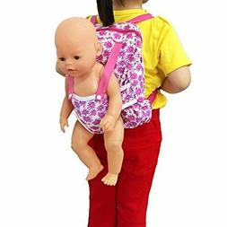 XADP Baby Doll Carrier Backpack Accessories -Storage for Clo