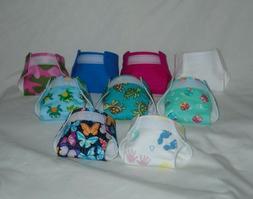 Homemade Baby Doll Cloth Diaper Flannel Design Waists Adjust
