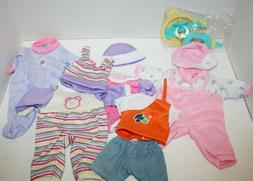 YIQIHAI Baby Doll Clothes and Accessories for 12in Dolls - 1