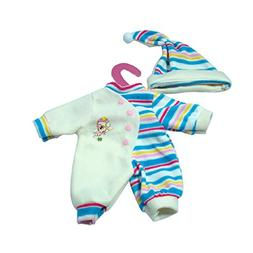 Shero 10-14 Inches Baby Doll's Clothes Two Set