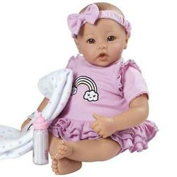 "BabyTime Lavender, 16"" Doll by Adora Dolls"