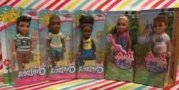 Barbie Chelsea Boy Club Baby Brother Doll 2017 Friend of Dar