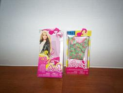 Barbie Doll Clothes Fashion Pack Lot of Dress And Accessorie